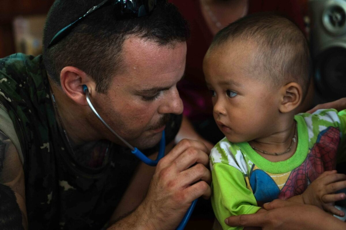 medico solid cura bambino karen