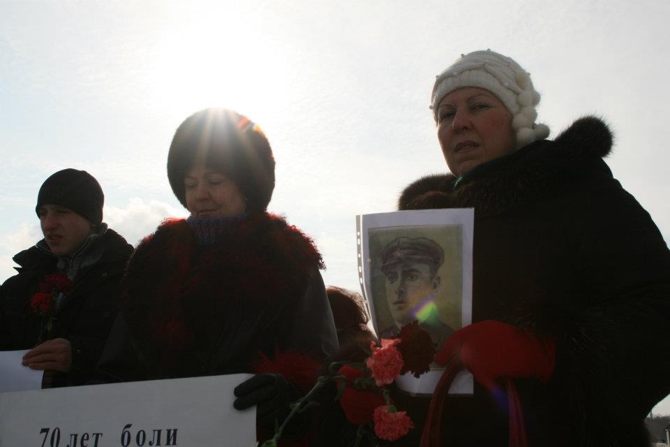 comunità italiana in Crimea con Sol.Id. Onlus