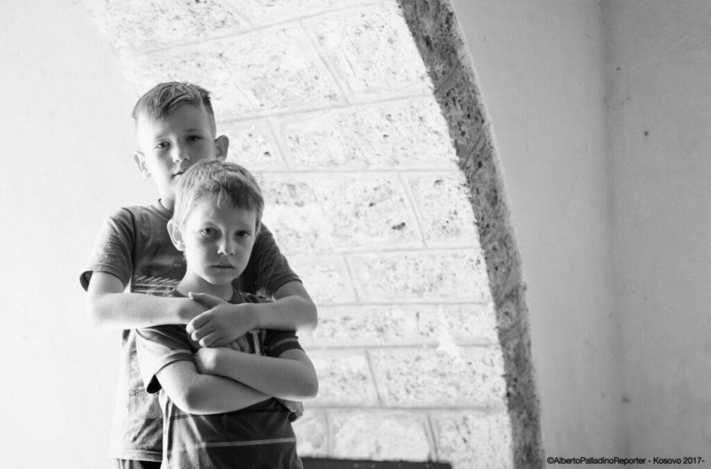 fratelli serbi fronte