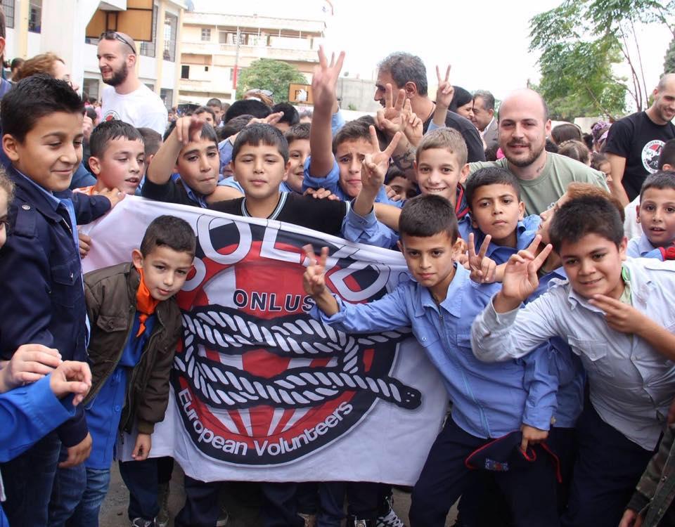 Sol.Id in Siria per missione solidale