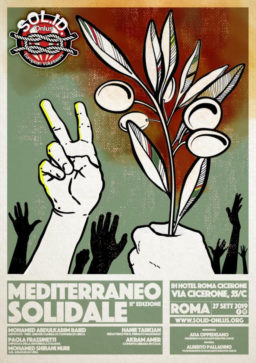 Torna Mediterraneo Solidale, a Roma la seconda edizione del congresso dei popoli liberi