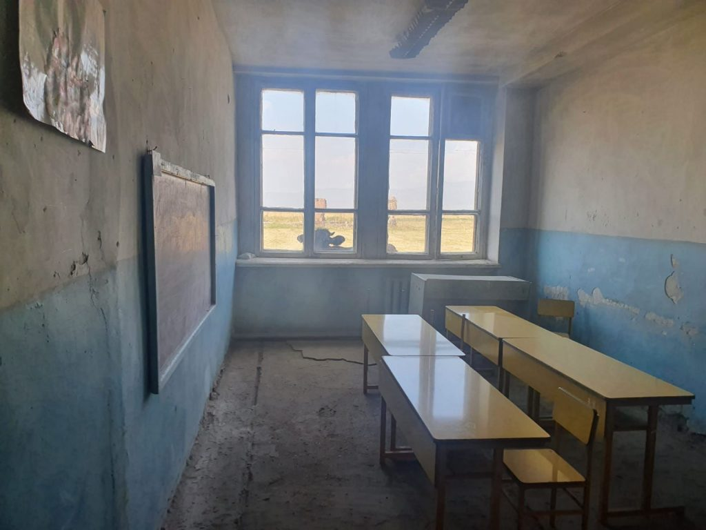 Solid Armenia scuola